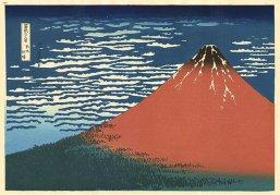 Red-Fuji-Hokusai